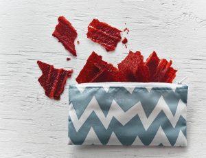 Ahorn-Erdbeer-Chips
