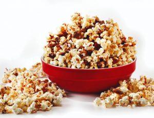 Ahorn-Nuss-Popcorn