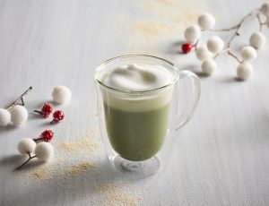 Ahorn Matcha Tee Latte