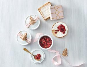 Ahorn-Cranberrysoße