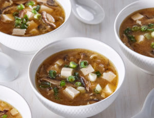 Ahorn-Miso-Suppe