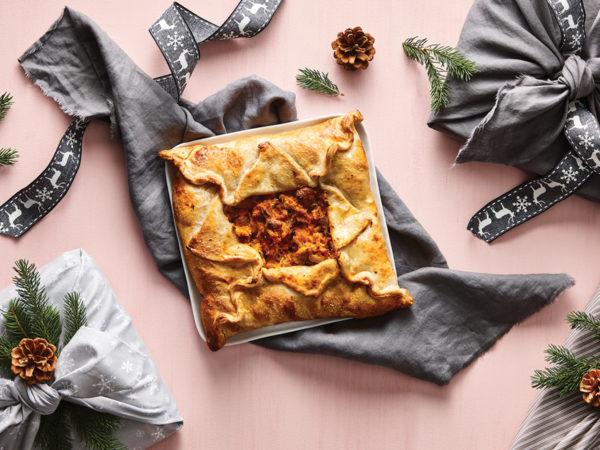 Ahorn-Puten-Pie