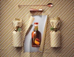 Ahorn-Weihnachtssirup