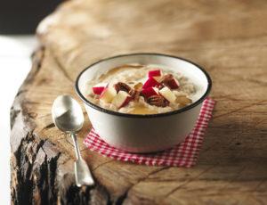 Früchte-Porridge