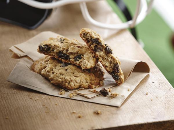 Ahorn-Hafer-Cookies