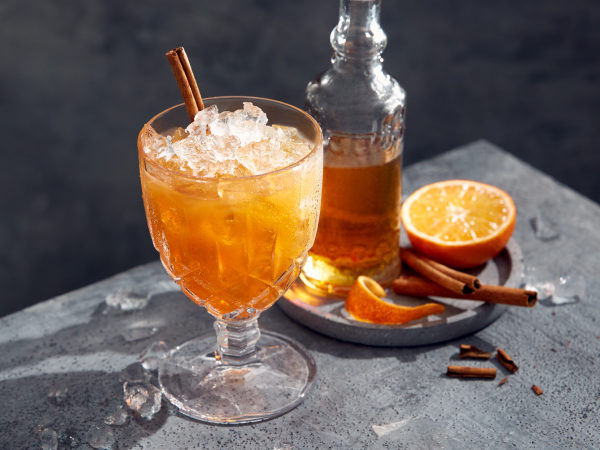 Chef Stein Ahorn-Mandarinencocktail