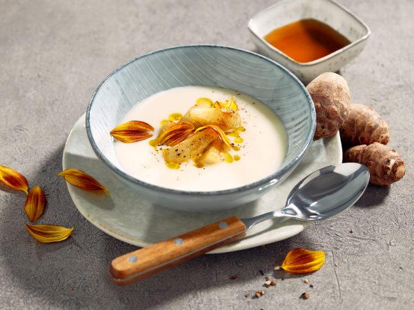 Chef Stein Topinambur Suppe